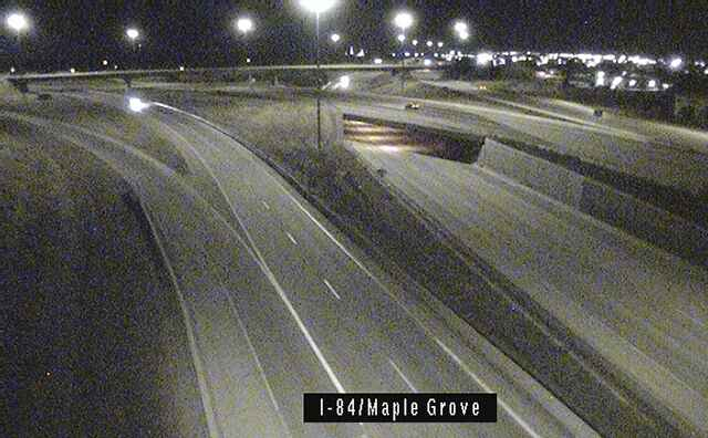 Interstate-84/Maple Grove